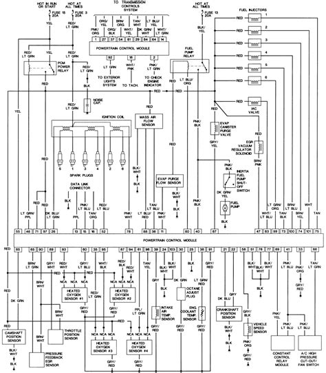 4 6 ford engine wiring diagram wiring diagram schemes