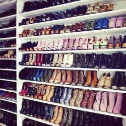 Kendall Jenner Closet by Kendall Jenner Closet