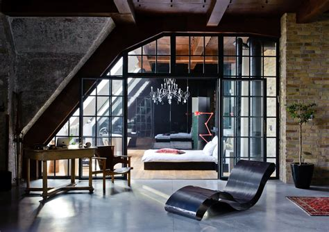 loft interior eclectic loft apartment in budapest by shay sabag