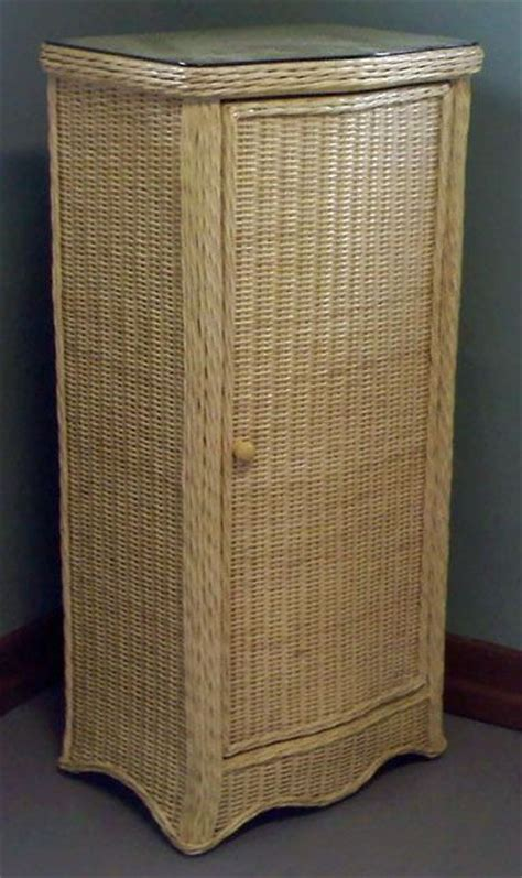 Wicker Cabinets With Doors by 17 Best Images About Wicker Bedroom Furniture On