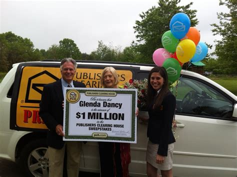 Pch Blog August 2015 - pch 1 million superprize winner glenda dancy and prize patrol pch blog