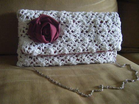 pattern crochet clutch clutch lace envelope oversize purse crochet pattern
