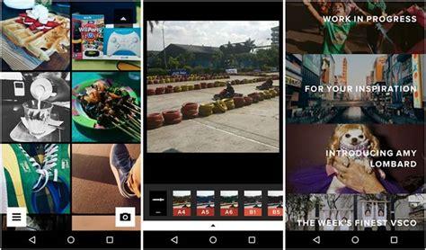 tutorial edit foto di vscocam lima aplikasi untuk makin eksis di instagram