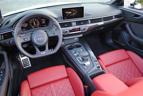 audi convertible interior 2018 audi s5 interior contemporary audi 2018 audi s5