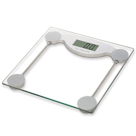Glass Digital Bathroom Scales by Tempered Glass Digital Bathroom Scale 12745199