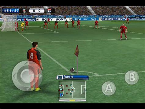 pro evolution soccer 2011 apk pes 2011 for android phones