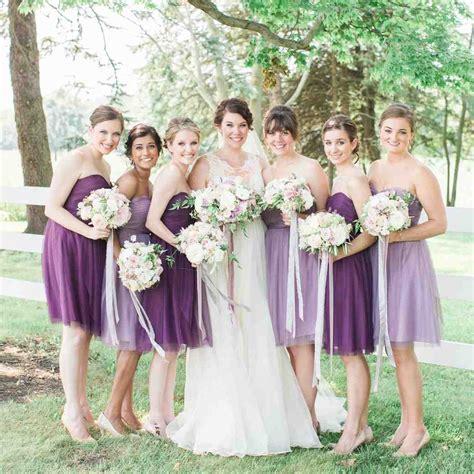 bridesmaid pictures bridesmaids martha stewart weddings