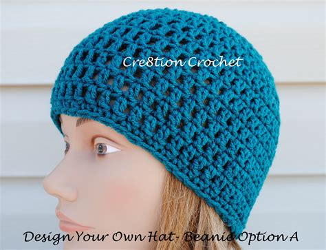 how to attach yarn to a crocheted beanie so it looks like hair crochet hat patterns for beginners video my crochet