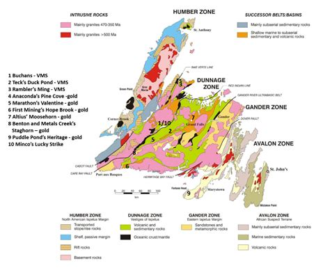 geological survey and mines bureau the geology underlying the quest for minerals on canada s