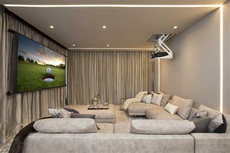media room ideas residential interior design  dkor