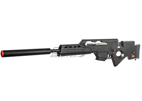 Airsoft Gun Aeg Murah Elite H K Sl9 Aeg Sniper Rifle Airsoft Gun Black