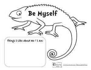 a color of his own the mixed up chameleon lesson plan