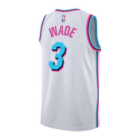 Jersey Miami Heat Hitam Wade shipping by july 1st dwyane wade nike miami heat vice city e miami heat store