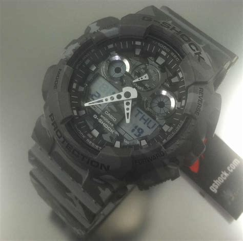G Shock Gx56 Army grey camouflage casio g shock analog digital
