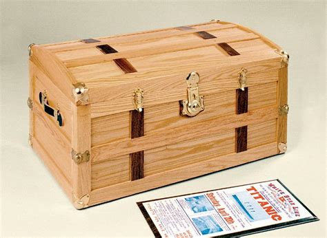 steamer trunk dresser plans woodwork steamer chest plans download diy plans the