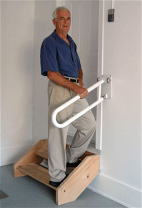Handicap Stair Rail Handicap Mobility Products Jacksonville Safety Support Rail