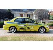 Mitsubishi Evolution From 2 Fast Furious For Sale &187 AutoGuidecom