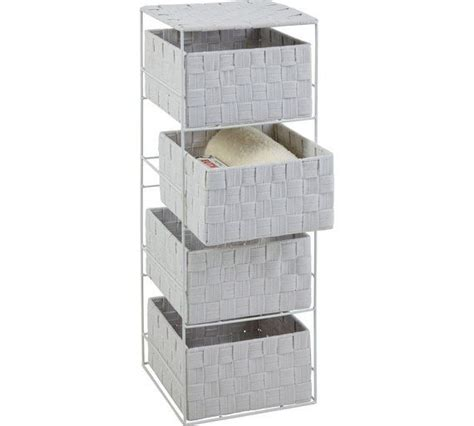 Buy Home Bathroom Storage Unit White At Argos Co Uk Your Shop For Bathroom 17 Best Ideas About Unit Bathroom On Pinterest Wall Shelf Unit Towel Shelf And Bathroom Shelf