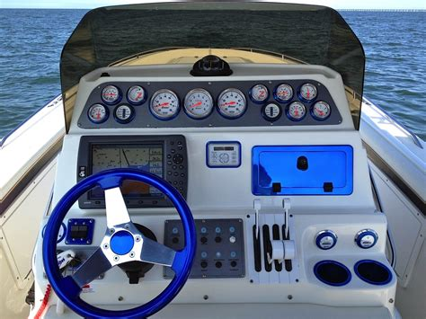 boat center console gauges gauges faria or livorsi or other the hull truth