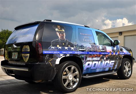 police truck police vehicle wraps dynamic professional police