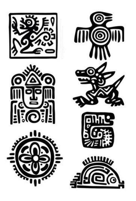 imagenes de grabados mayas m 225 s de 25 ideas fant 225 sticas sobre simbolos indigenas en