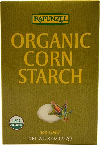 Rapunzel Organic Corn Starch 8 Oz rapunzel organic corn starch 8 oz jet