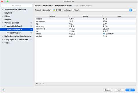 python tutorial zip setting up a spark development environment with python