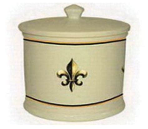 fleur de lis canisters for the kitchen fleur de lis kitchen canisters december 2011