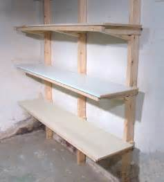 einfache regale how to build shelves