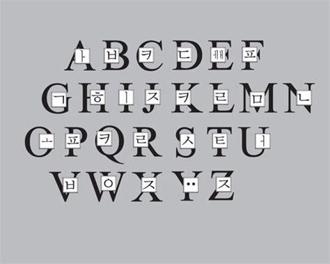 Korean Letter 28 awesome korean alphabets a to z learning korean