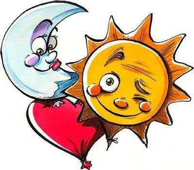 imagenes de sol y luna animadas sol menudaciencia