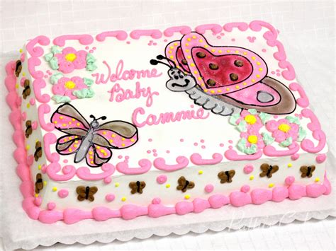 Butterfly Baby Shower Cake Photos by Photo Of A Butterfly Baby Shower Cake Patty S Cakes And