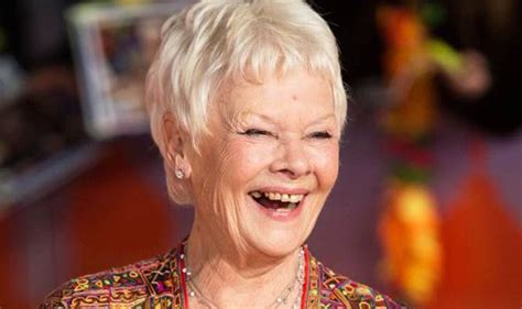dame judi dench teeth if hollywood makes films like marigold then they won t be
