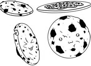 cookie coloring pages 17 best images about sweet chocolate coloring chocolate