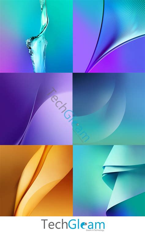 wallpaper of galaxy note 5 samsung galaxy note 5 stock wallpapers download techgleam