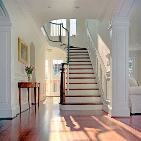 foyer stairs grand foyer traditional staircase dc metro by