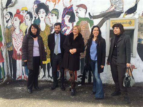ufficio di collocamento roma primavalle primavalle presentati i 3 murales dell ufficio postale di
