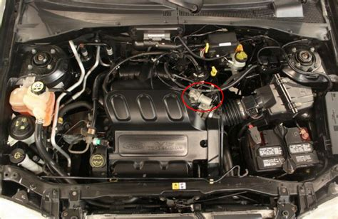 2004 ford escape parts engine sensor location diagram get free image about
