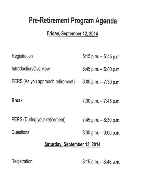 retirement program retirement program retirement invitation