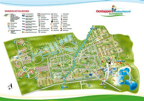 möbel limburg vakantiepark elfenmeer kaart plattegrond de beste