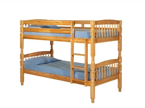 Bunk Bed Pine Pine Bunk Beds Strand Beds And Furniture