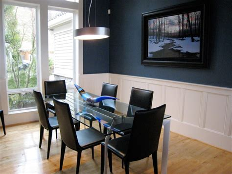 Blue Dining Room Walls by Photos Hgtv