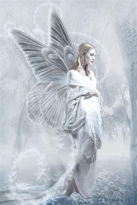 fairytale snow snow fairy by imthinkingoutloud on deviantart
