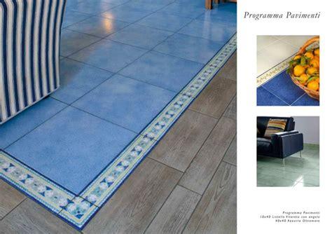 pavimenti ceramica vietrese pavimenti vietresi boiserie in ceramica per bagno