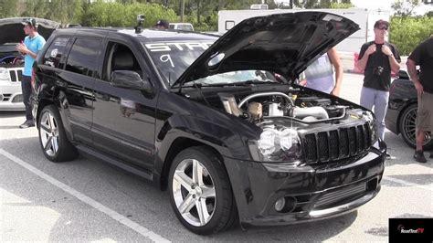 9 sec nitrous fed turbocharged srt8 jeep v