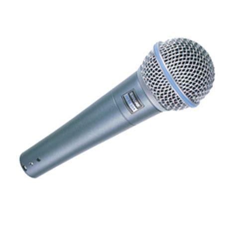 Kepala Microphone Model Beta 58 beta58 shure beta 58 mic beta58 pro rentals and