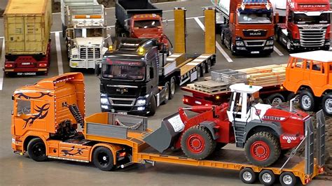 kw truck models greatest rc 1 16 scale model truck collection best rc