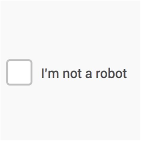 I M A i m not a robot your meme