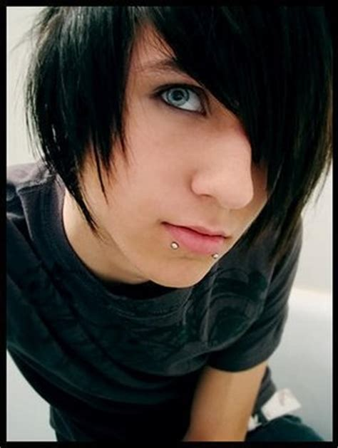 emo haircuts cause lazy eye new study shows emo haircuts could give you the lazy eye