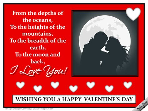 to the moon and back valentines day card template to the moon and back free happy s day ecards